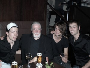 Jon Lord and the Band (good times, bad pics) ;-)
