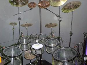 Blue Man Percussion Set